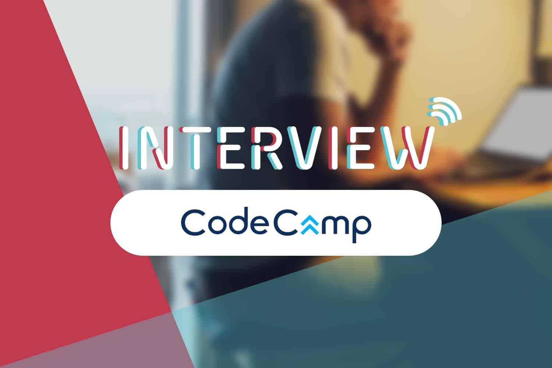【受講者インタビュー】CodeCampでフリーのWebデザイナーに<20代男性>