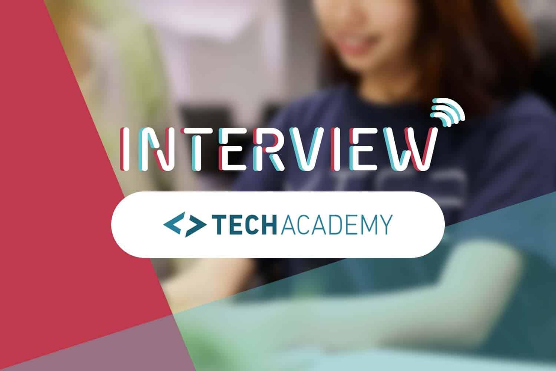 【受講者インタビュー】TechAcademyで初心者からWebデザイナーへ<30代女性>