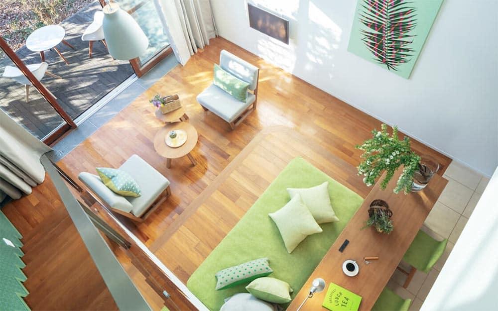 星野リゾート リゾナーレ那須の客室