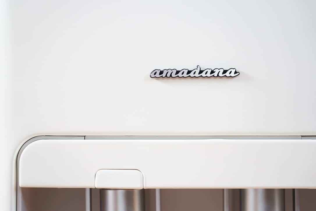 amadanaウォーターサーバーのロゴ