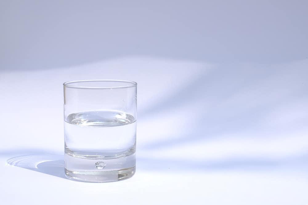 天然水がいつでも飲める