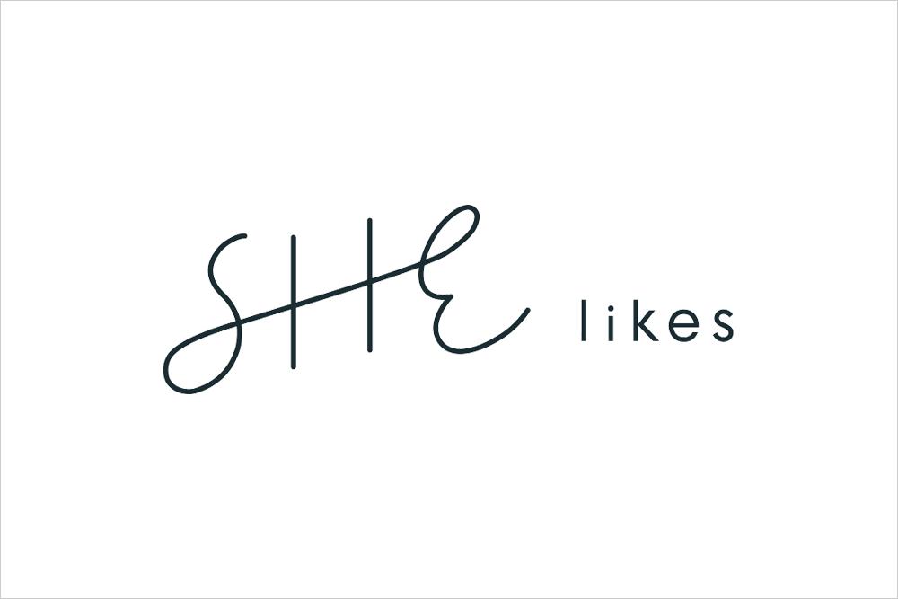 SHElikes ロゴ
